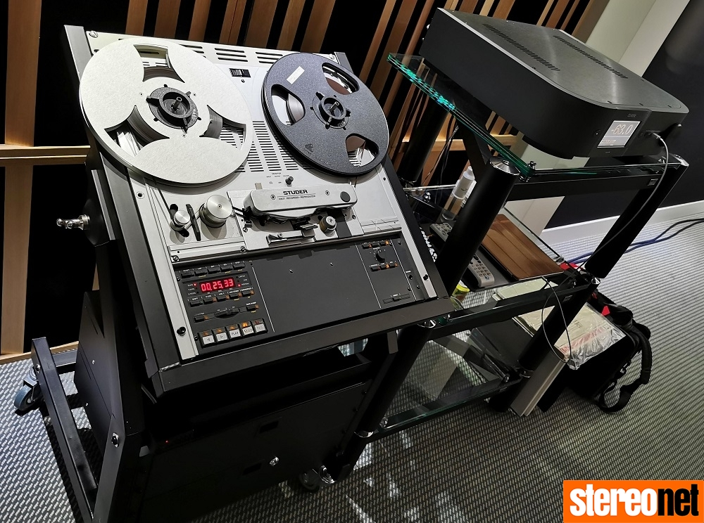 Classe and Studer High End Munich 2019