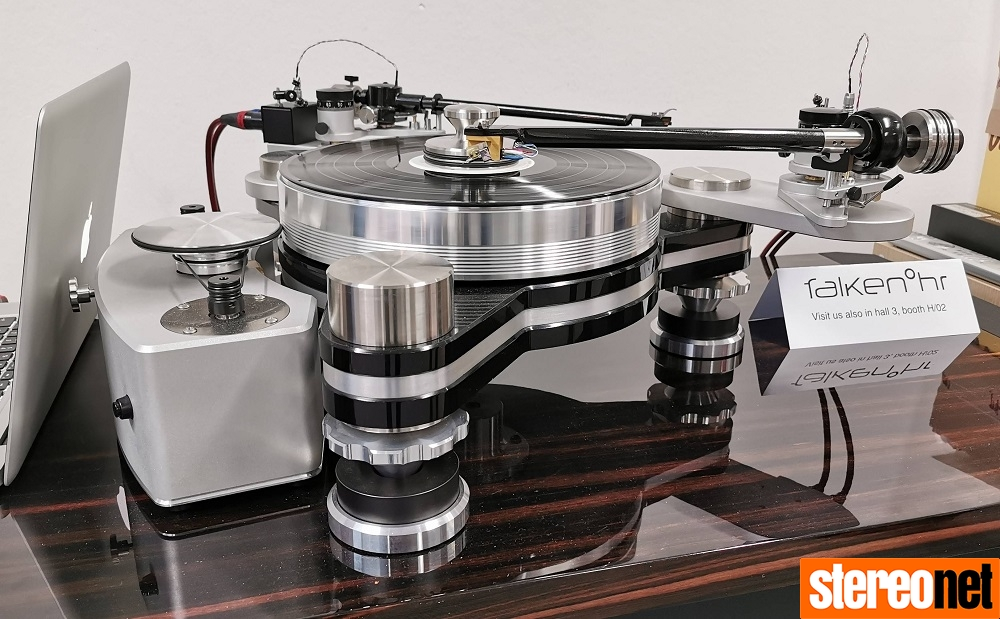 VPI Avenger High End Munich 2019 Report