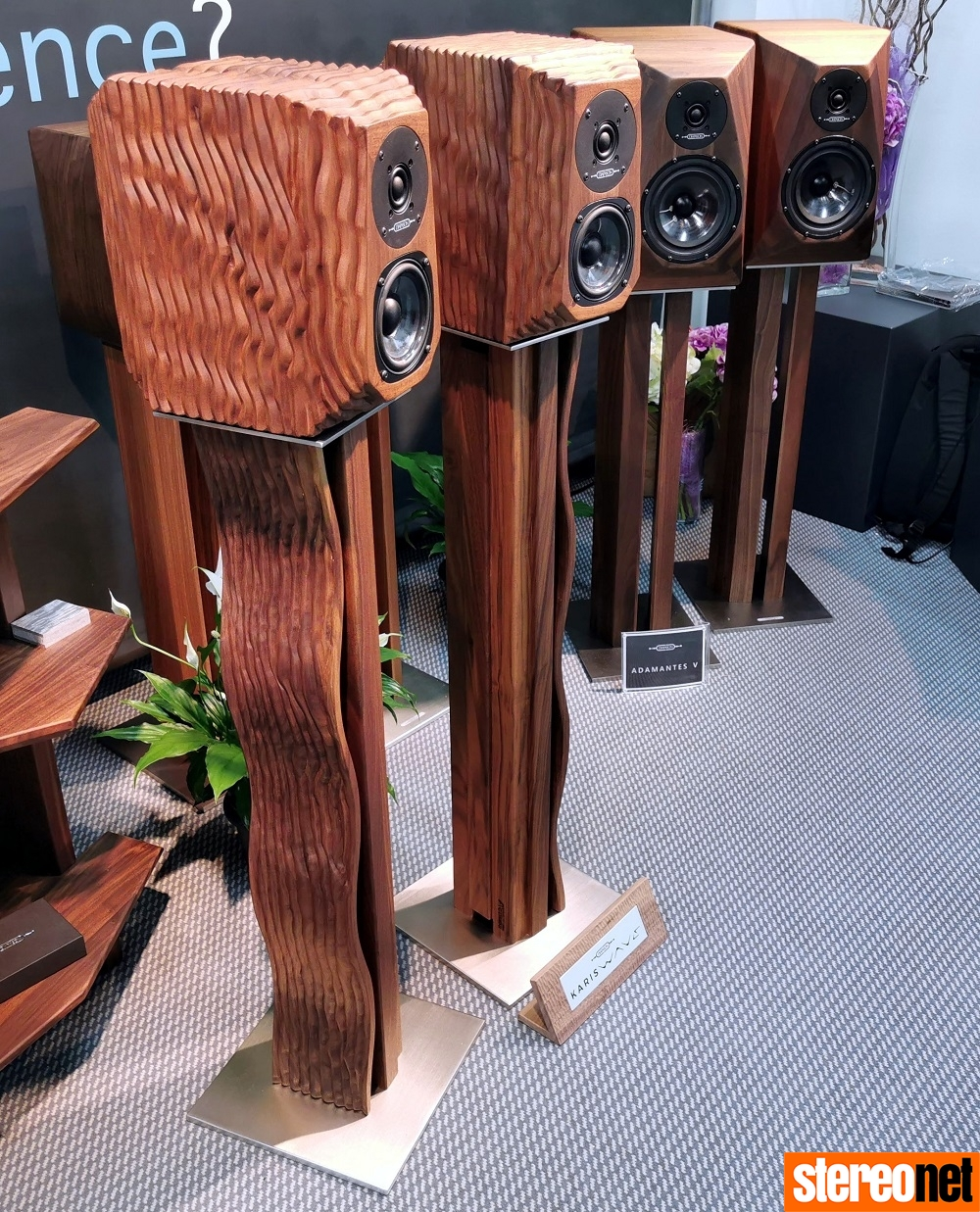 Diapason Wave High End Munich 2019 Report