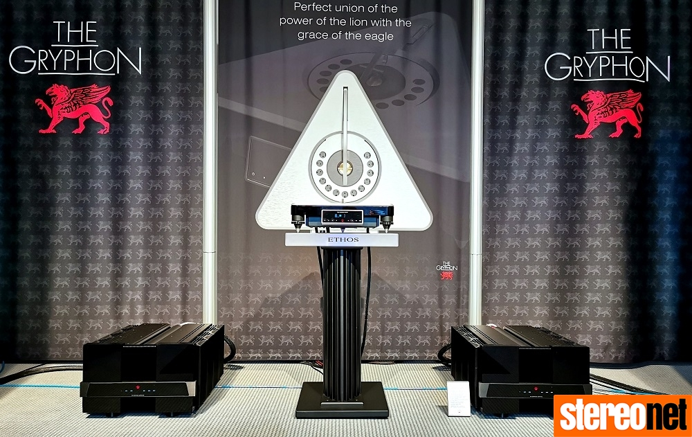 Gryphon Ethos High End Munich 2019 Report