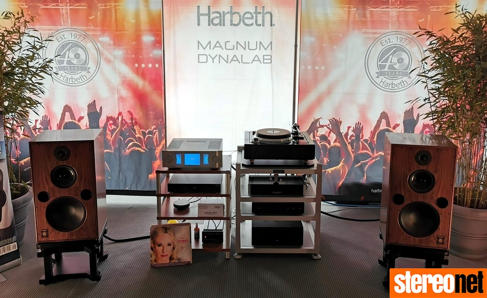 Harbeth High End Munich 2019 Report