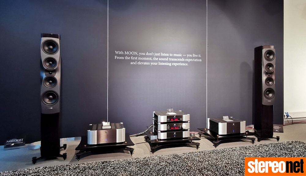 MOON by Simaudio High End Munich 2019 Report
