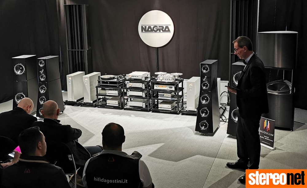 Nagra and YG Acoustics High End Munich 2019 Report