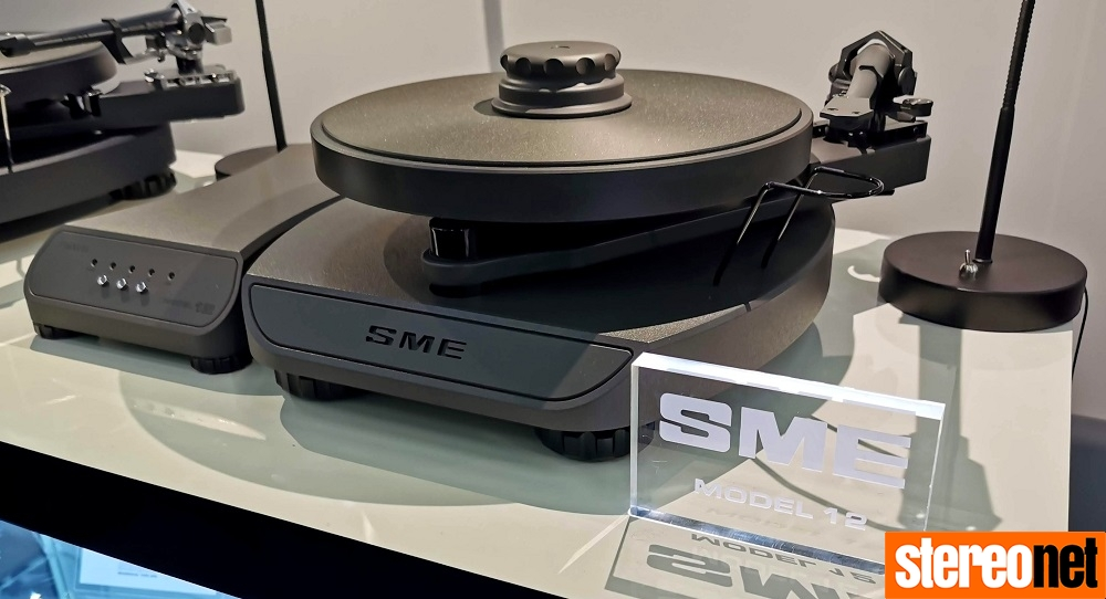 SME Model 12a High End Munich 2019