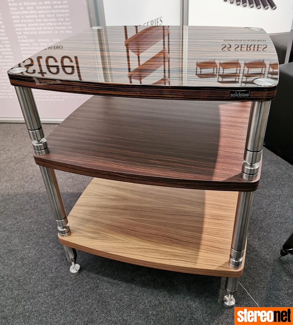 SolidSteel high end munich 2019 report