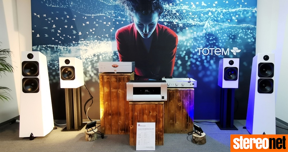 Totem High end munich 2019 report