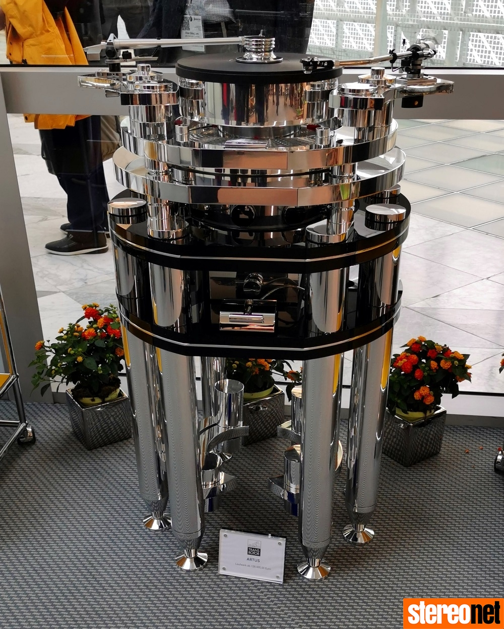 Transrotor High End Munich 2019 Report