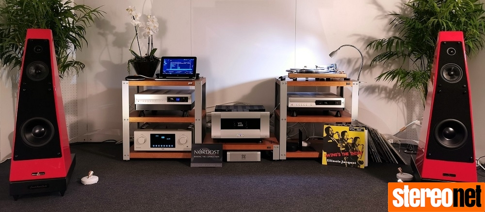 Wand Turntable Demo High End Munich 2019 Report
