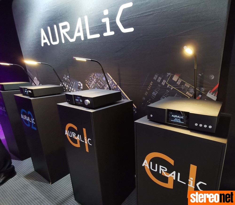 Auralic High End Munich 2019