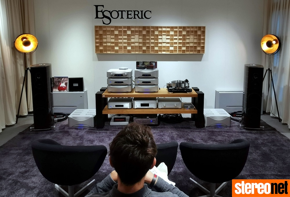 Esoteric High End Munich 2019