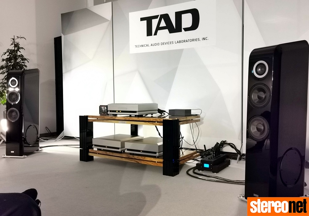 TAD High End Munich 2019