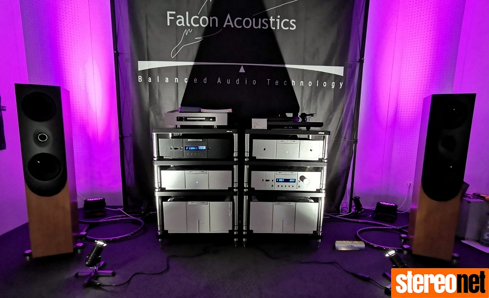 Falcon Acoustics High End Munich 2019