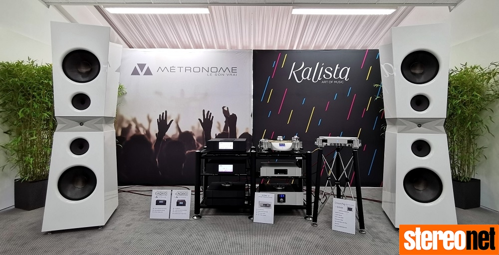 Metronome Kalista High End Munich 2019