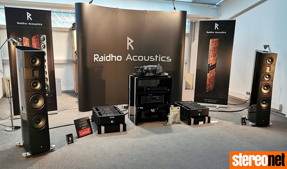 Raidho High End Munich 2019
