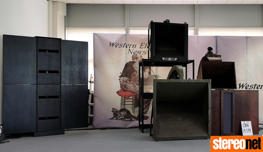 Western Electric High End Munich 2019