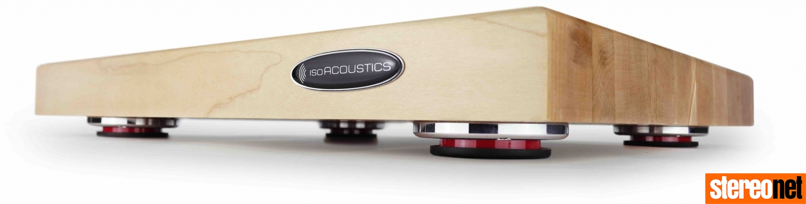 IsoAcoustics DELOS isolation platform