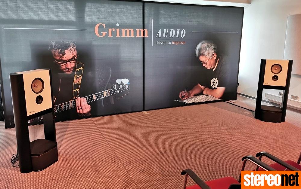 Grimm Audio High End Munich