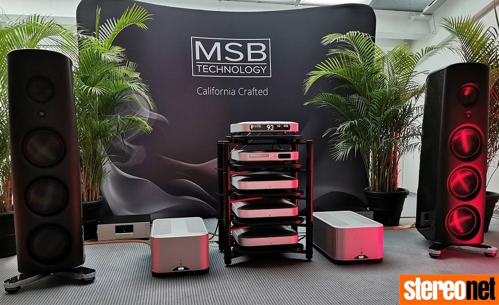 MSB Magico High End Munich 2019