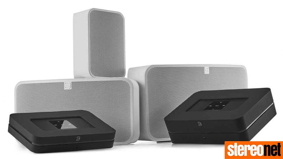 Sonos v Bluesound