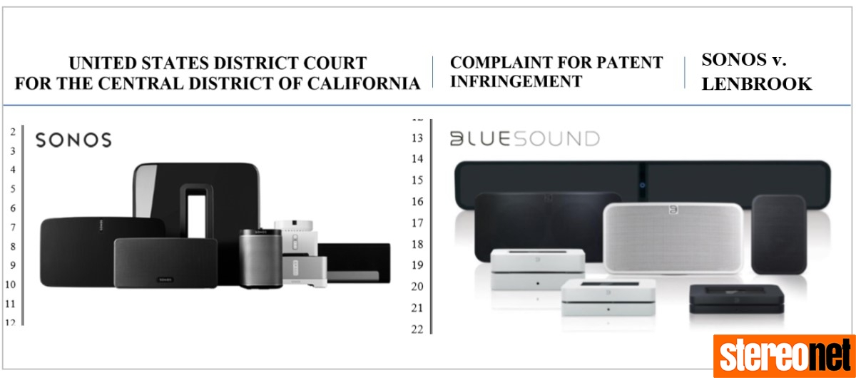 Sonos v Bluesound CEPro