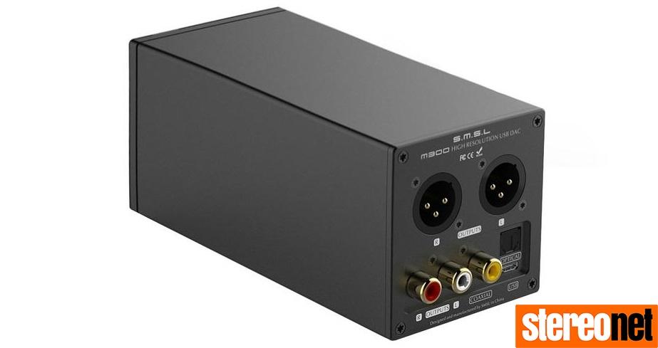 SMSL M300 DAC