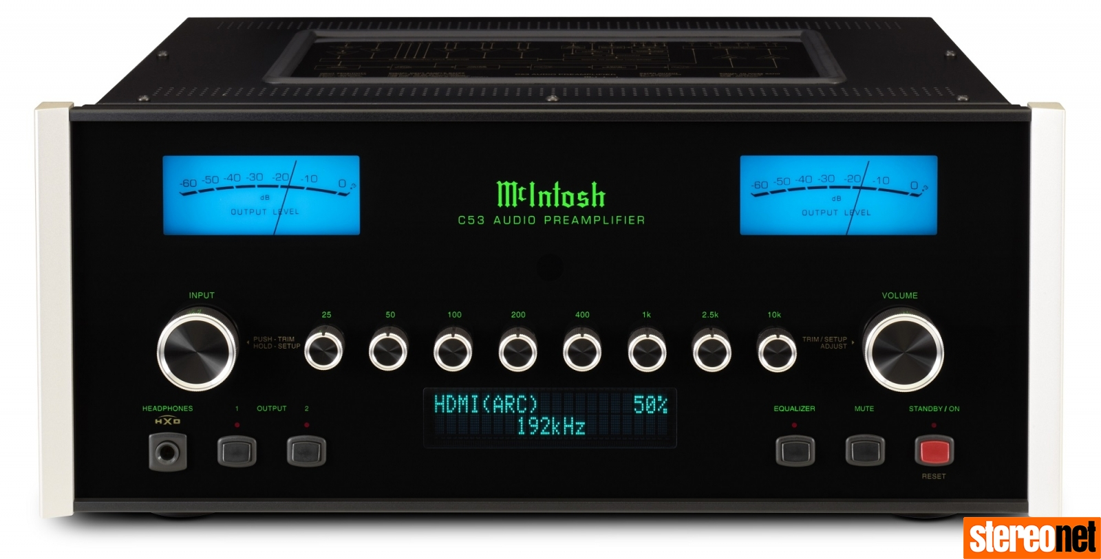 McIntosh C53 DA2 HDMI ARC