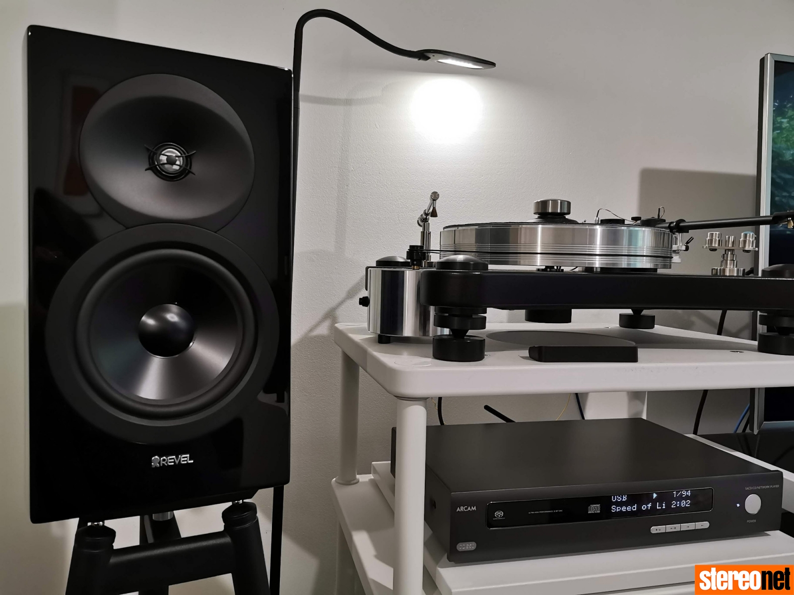 Arcam CDS50 - Revel Concerta2 M16 Review