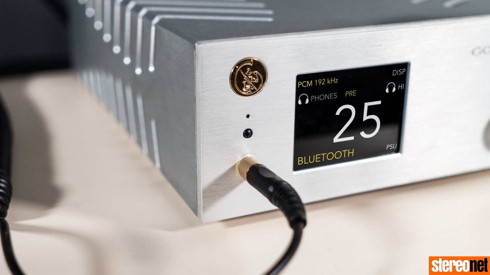 Gold Note DS-10 DAC Head Amp