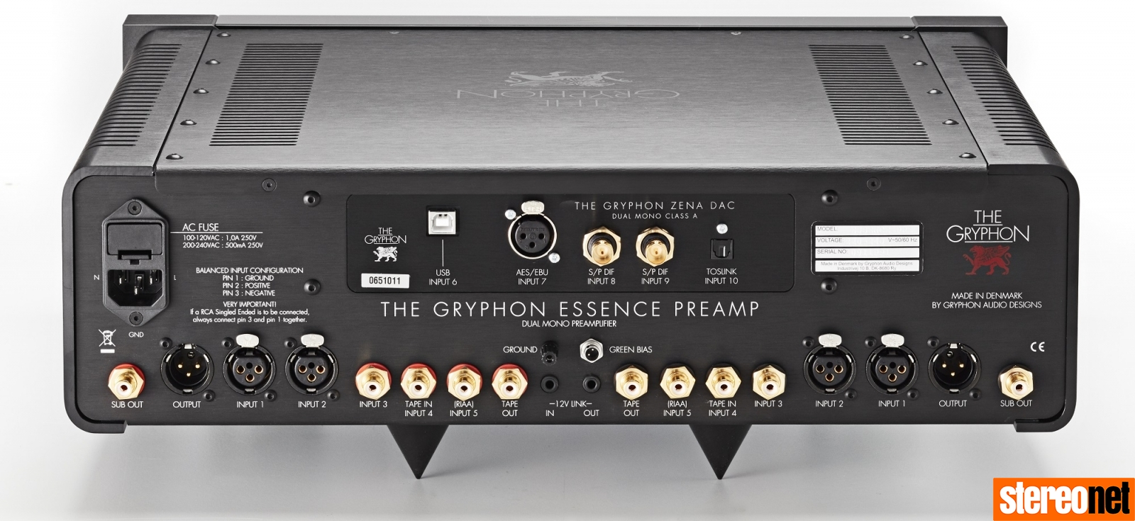 The Gryphon Essence
