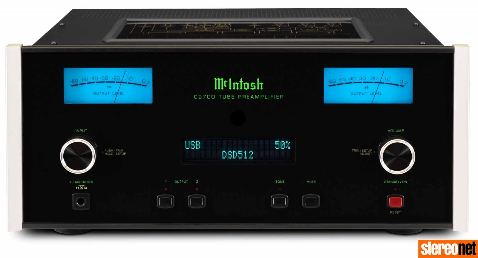 McIntosh C2700 Pre-Amp