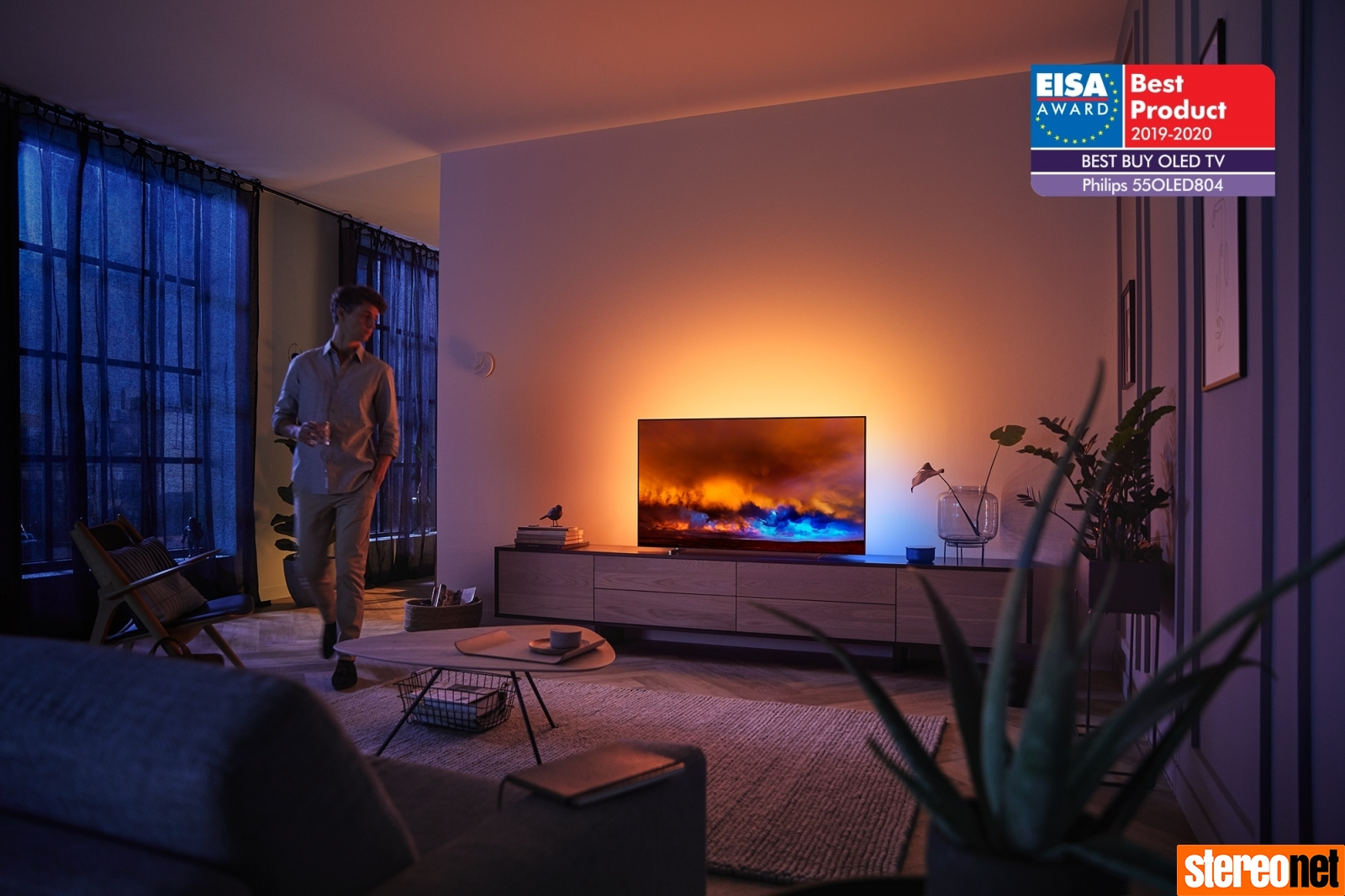 Philips OLED TV EISA Awards