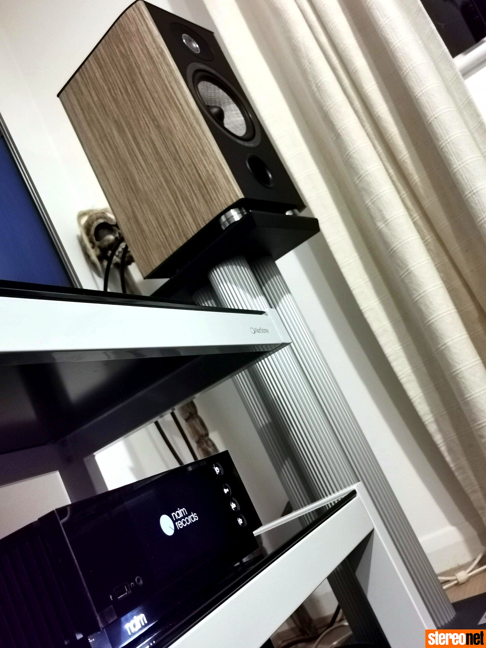 Naim Uniti Atom and Focal Aria 906 Review