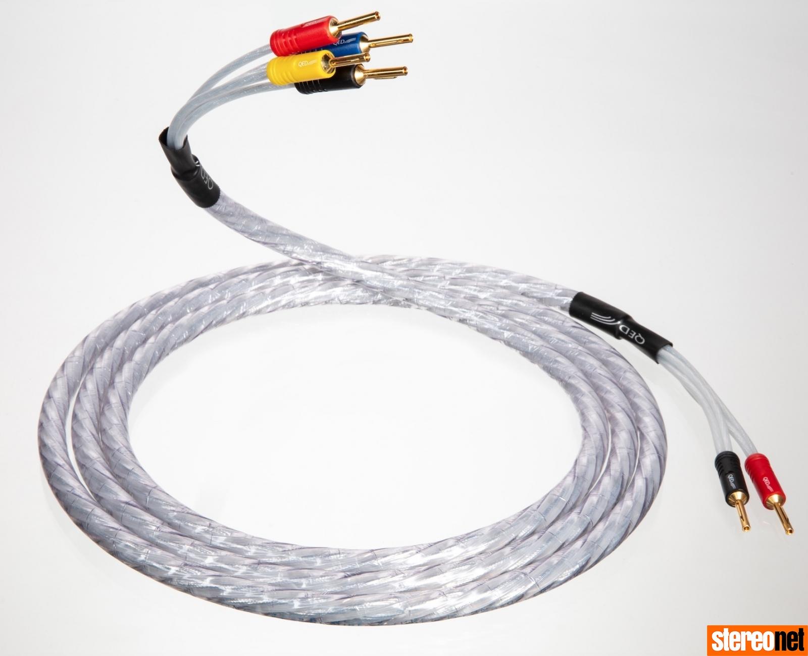 QED XT25 Bi-Wire