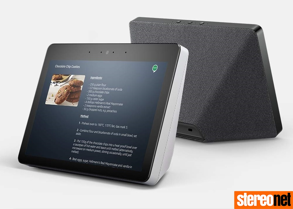 Amazon Echo Show DTS Play-Fi
