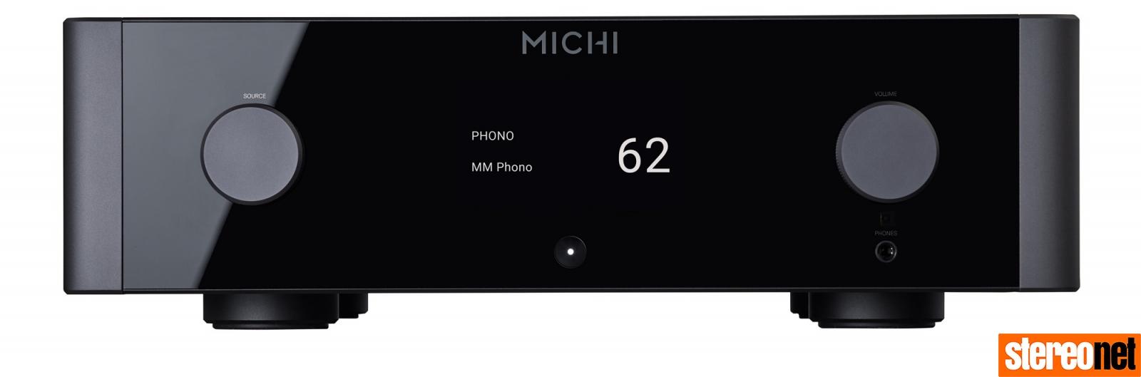 Michi P5 preamp