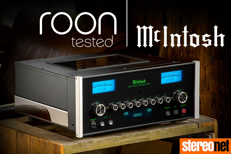 McIntosh C53 Roon Tested