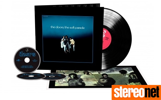 The Doors The Soft Parade MQA Deluxe Edition