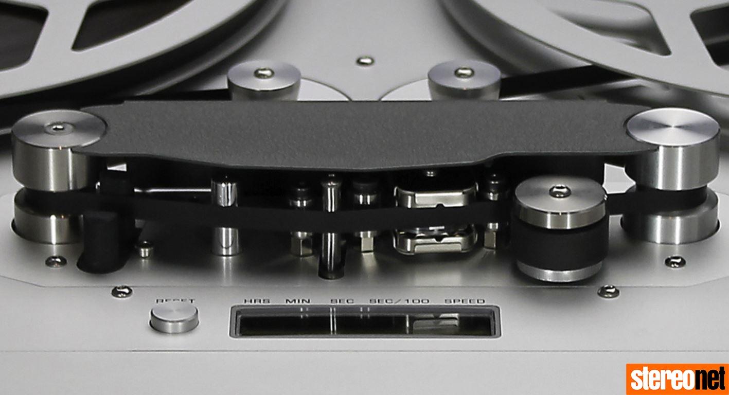 Ballfinger M 002 P open reel tape machine