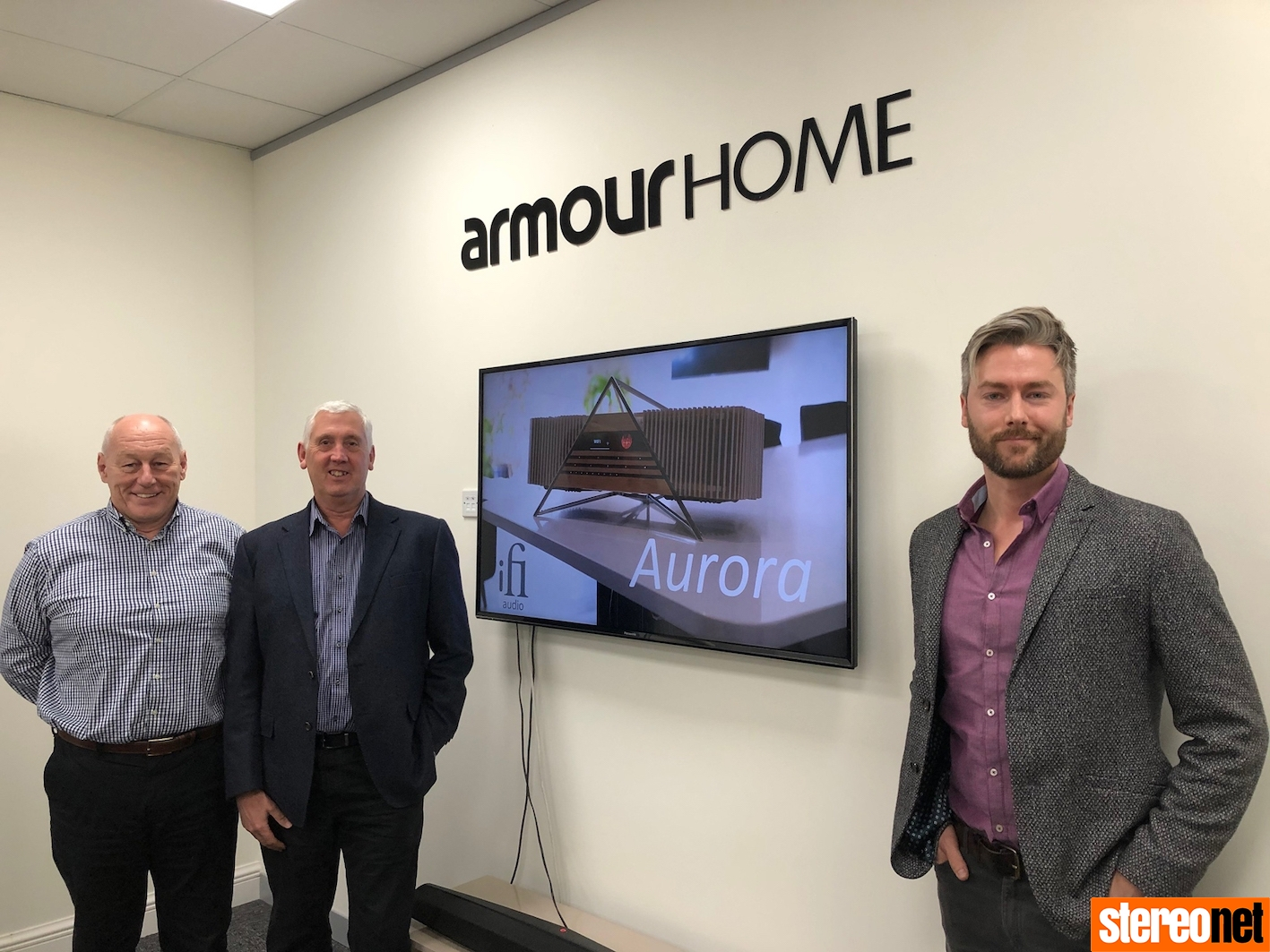Armour Home and iFi Audio