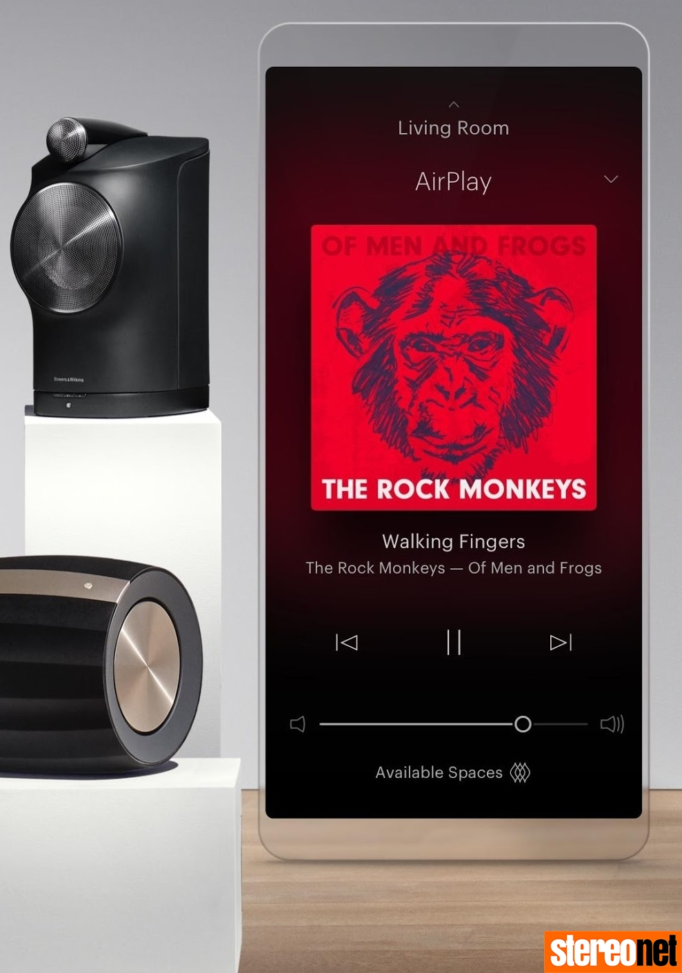 Bowers and Wilkins New App 2020