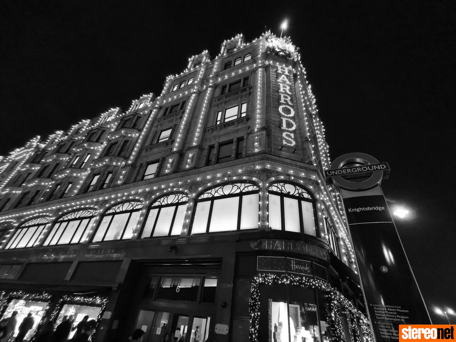 Cabasse La Sphere Harrods Preview