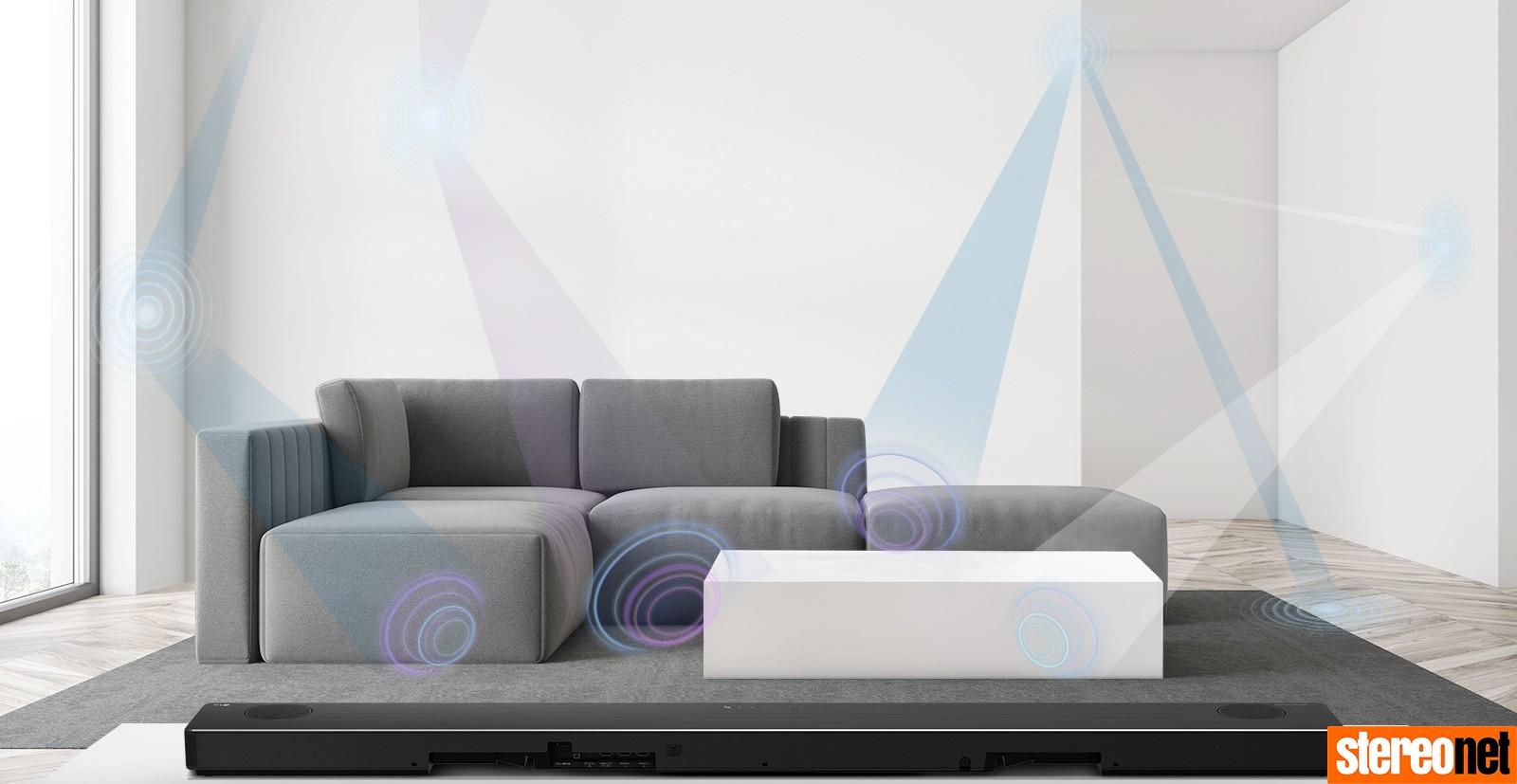 LG SN11RG Soundbar CES 2020