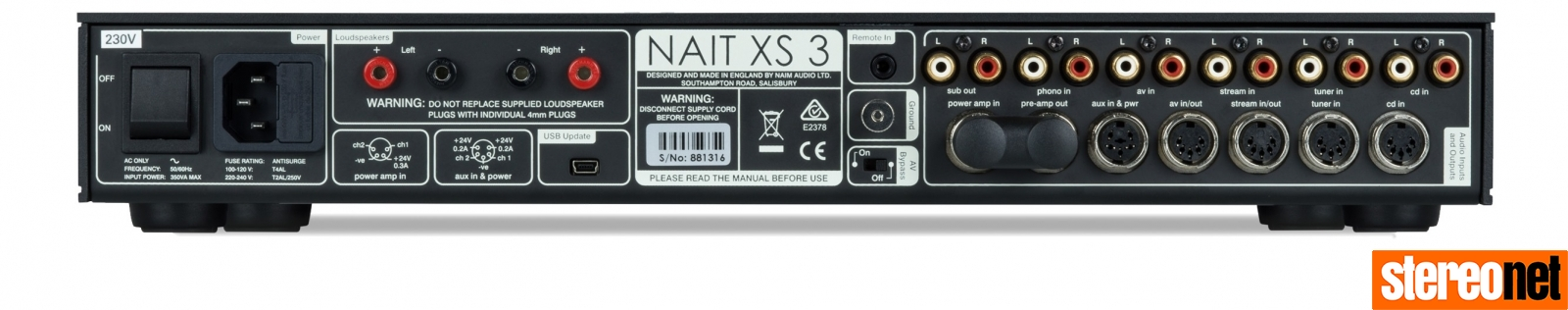 Naim NAIT XS 3 Review