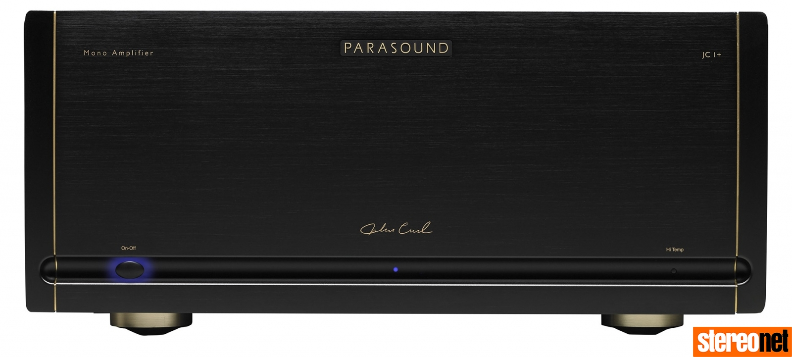 Parasound Halo JC 1+ power amp
