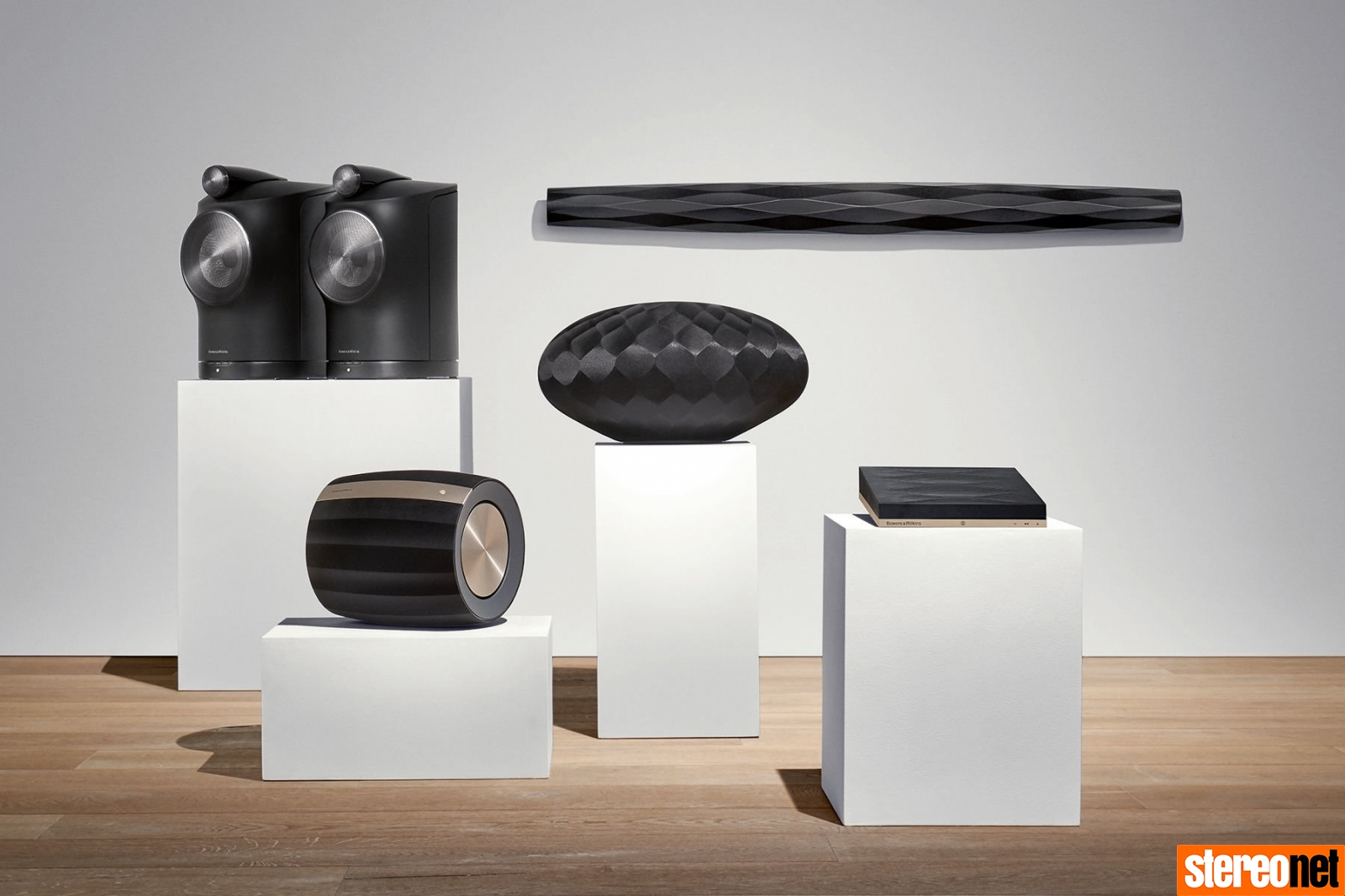 Bowers and Wilkins Formation - Bristol HiFi Show 2020