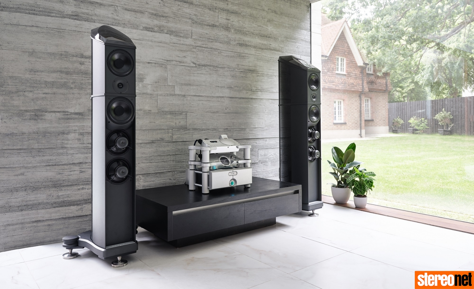 Chord ULTIMA 5 and 6 - Bristol HiFi Show 2020