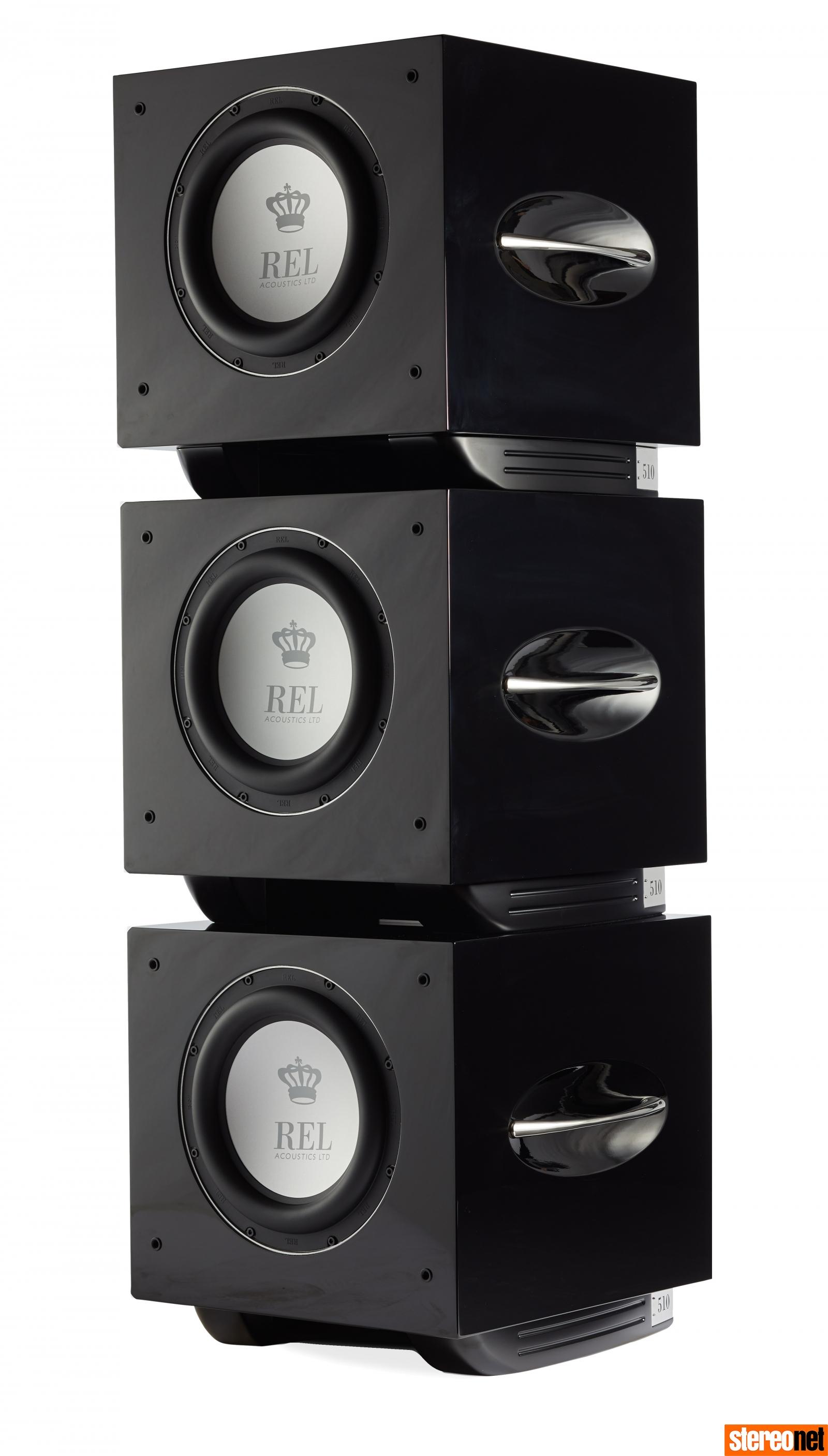 REL Acoustics S/510 Line Array Bristol HiFi Show 2020