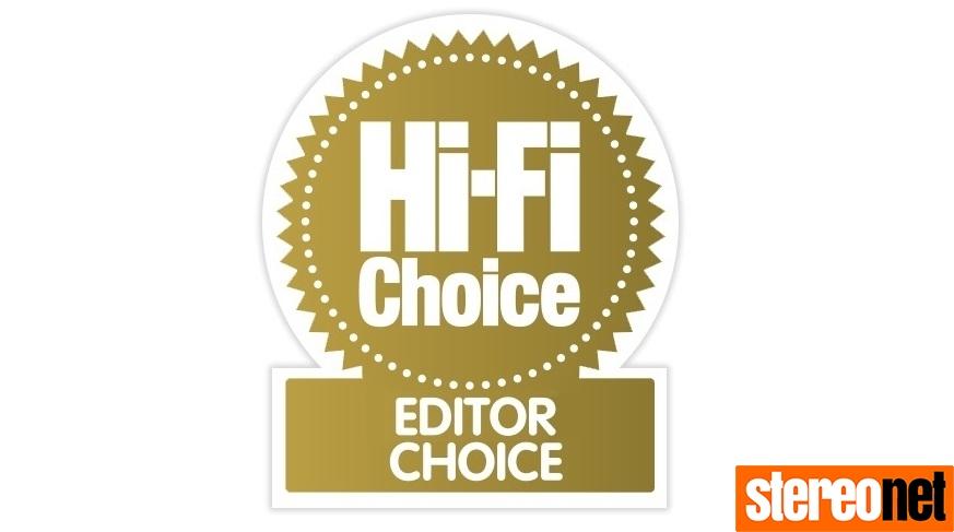 Hi-Fi Choice New Editor