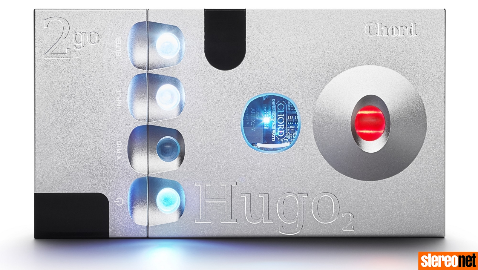 Chord 2go and Hugo 2