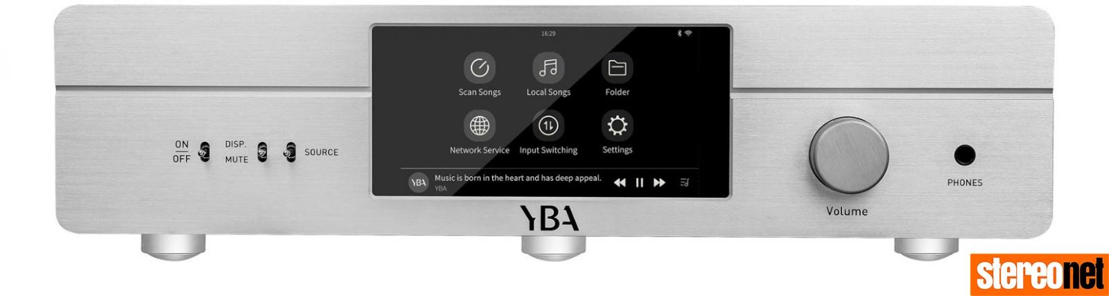 YBA Heritage R100 Streamer